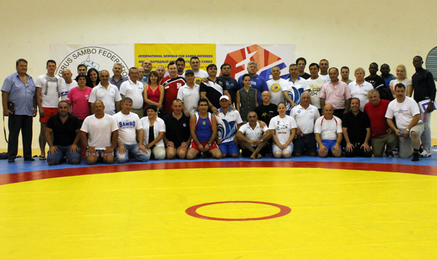 What Participants of International Seminar for Sambo Judges in Agros Were Talking About