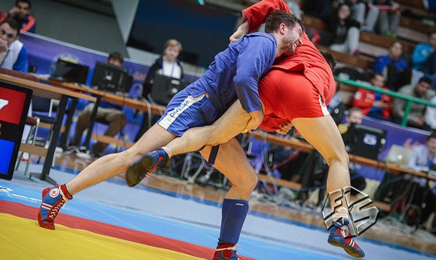 European sambo Championship 2015. Results of the second day