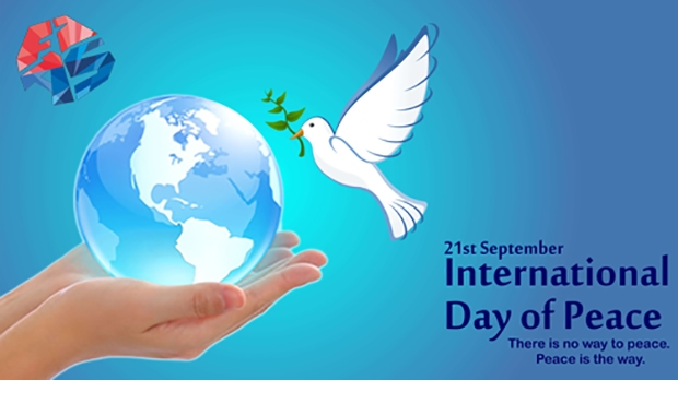 SAMBO is celebrating the International Day of Peace