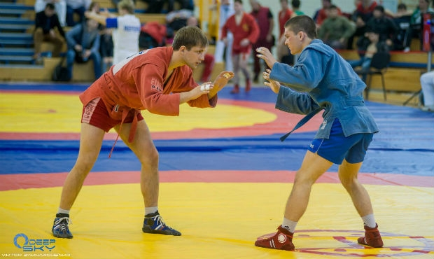 The Baltic SAMBO Cup was held in Kaliningrad