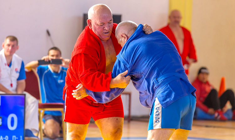 Regulations of the World Masters SAMBO Championships are published