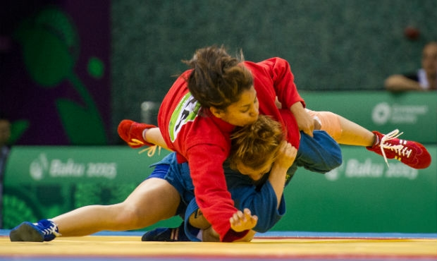 VIDEO: Streaming of the Sambo Tournament at the European Games in Baku 2015