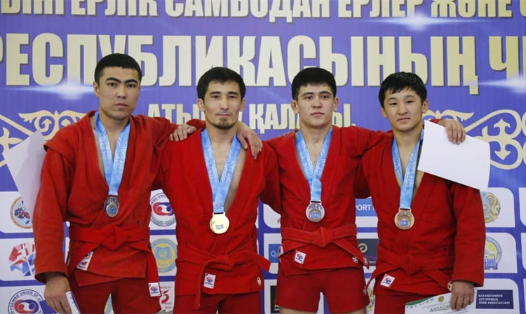 National Kazakhstan SAMBO Championships was held in Atyrau: Photos, Videos and Results