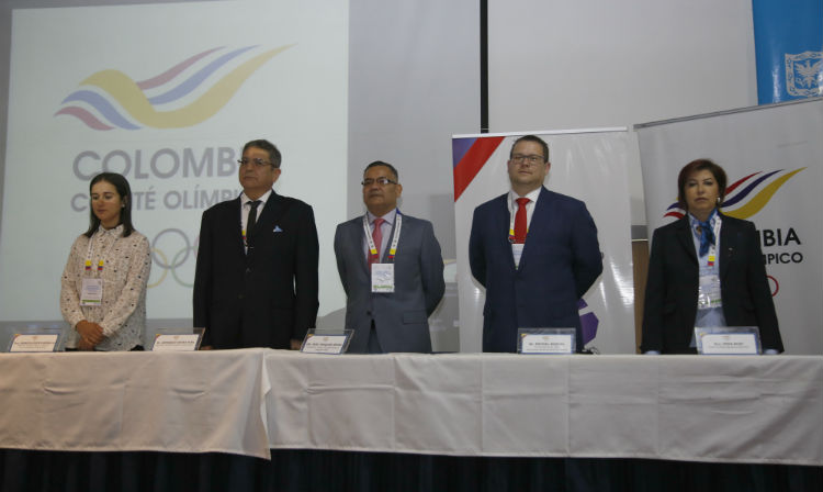 International Forum on Gender Equality and Diversity in Sports Held in Colombia