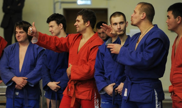 Blind and deaf Sambo has been officially recognized in Russia