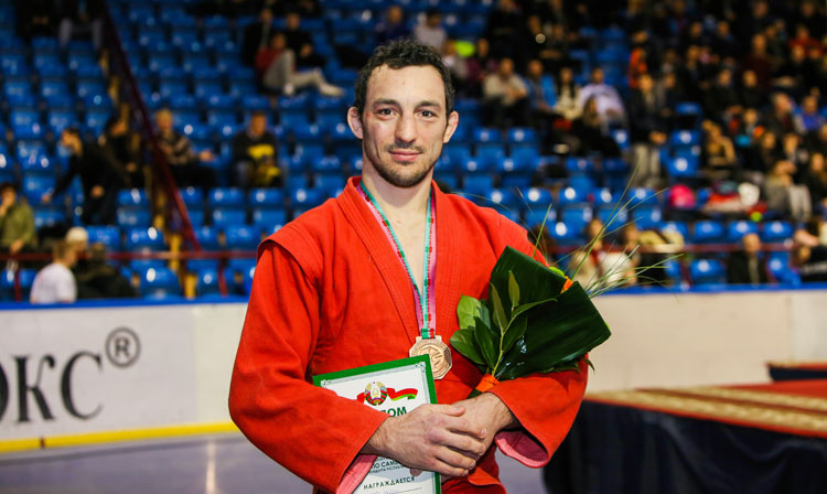 "Mattia Galbiati: ""I Promised My Daughter To Bring Her A Medal From The Tournament"""