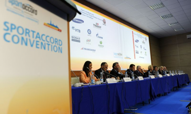 SportAccord Convention in St. Petersburg helps to reach common ground