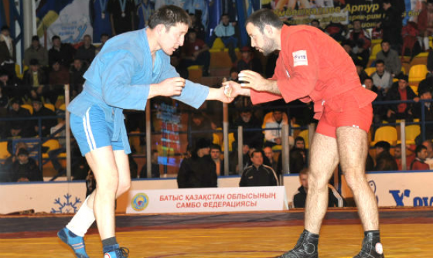 2013 SAMBO World Cup Stage for prizes of the President of the Republic of Kazakhstan
