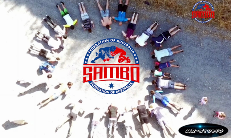 Australian sambists held their first training camp of the year