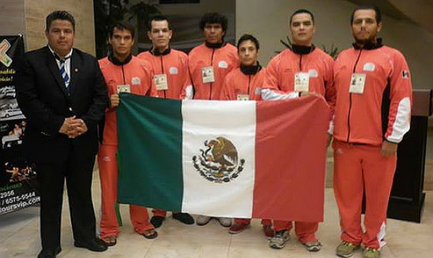 SAMBO in Mexico Gets to New Level