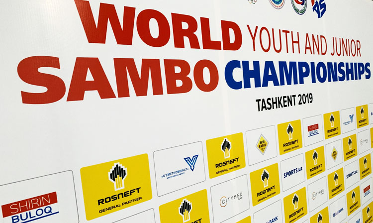 Draw of the 1st Day of the Youth and Junior World SAMBO Championships