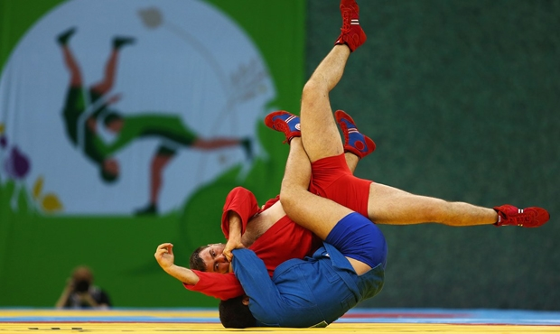 Who among sambo athletes would participate in the European Games if they were held in 2017?