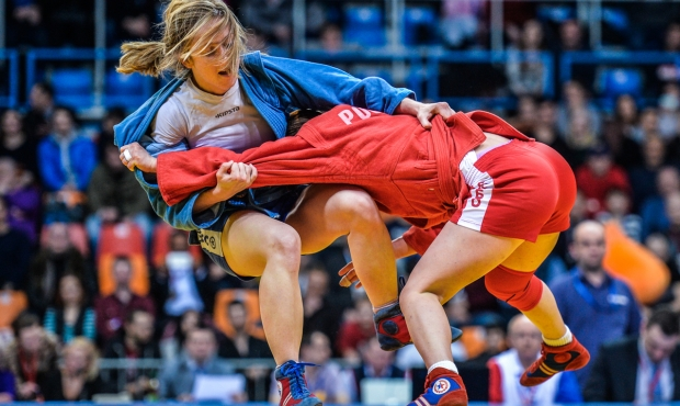 [FIAS TV] Girls in Sambo - Strong and Beauty