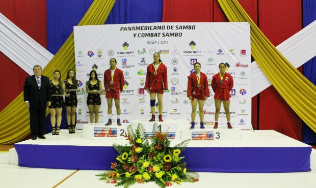 What winners of the 1st day of the Pan-American Championships in Colombia were talking about
