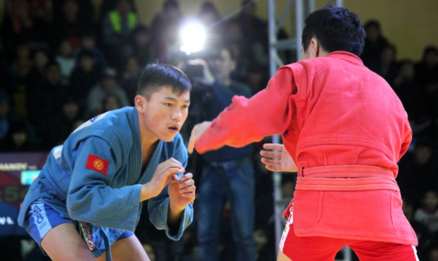 [VIDEO] All the Finals of the Asian Sambo Championship 2015 in Atyrau (Kazakhstan)