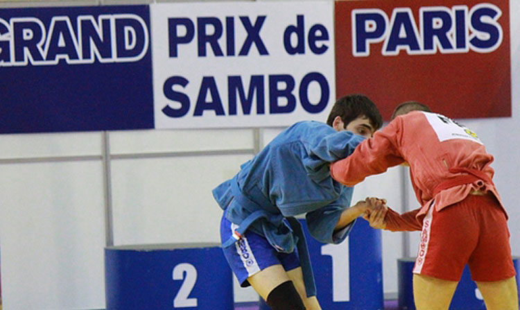 [VIDEO] Paris Sambo Grand Prix 2018 Announcement