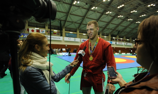 Accreditation of journalists for the World University SAMBO Championships has started