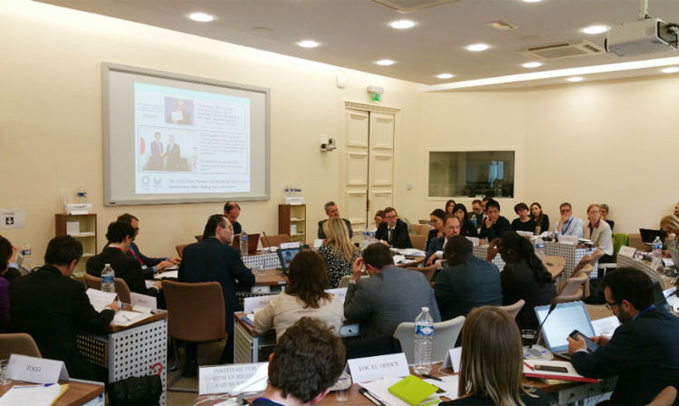 FIAS participated in the meeting of the working group of the Kazan Action Plan of UNESCO