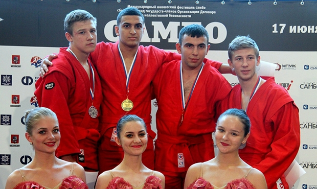"Results of the International Youth Sambo Festival ""On the prizes of CSTO"""