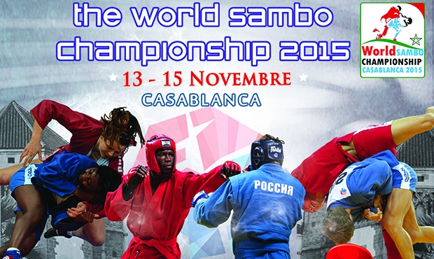 Can't wait! What Sambo wrestlers are posting on social media ahead of the World Championship 2015 in Morocco