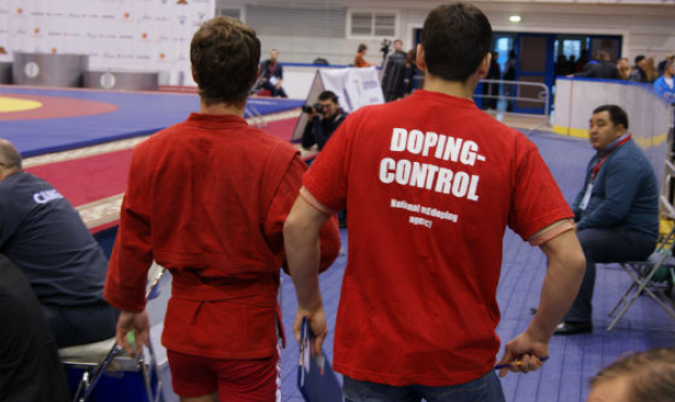 World Champions 2012 are being tested for doping