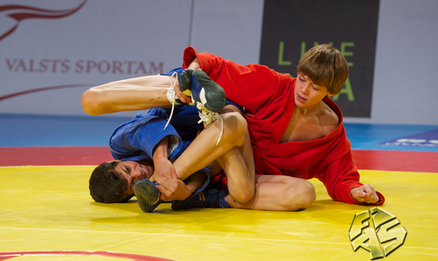 Open European SAMBO Championship among Cadets in Riga: Bronze Medalist Determined