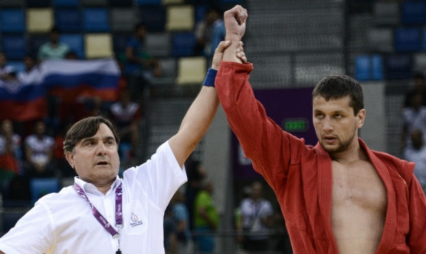 "Artem Osipenko: ""You can't imagine the blast that's happening in the international sambo right now"""