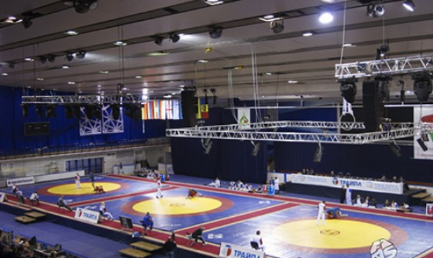 World Cup tournament Stage in Minsk is terminated