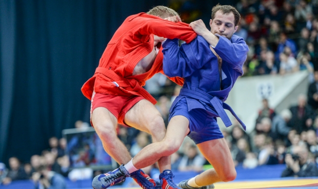 "[VIDEO] Sawbo World Cup ""Kharlampiev Memprial"". All Finals of the 1st Day"