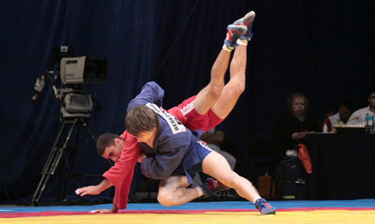 MIA team won the Russian President's Sambo Cup