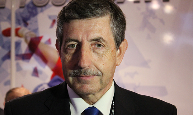 Interview with Jose Perurena, the President of the International World Games Association [VIDEO]