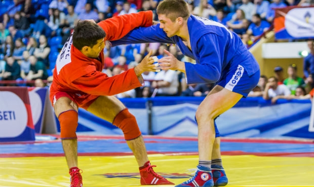What winners and prize takers of the first day of the European Sambo Championships in Minsk were talking about