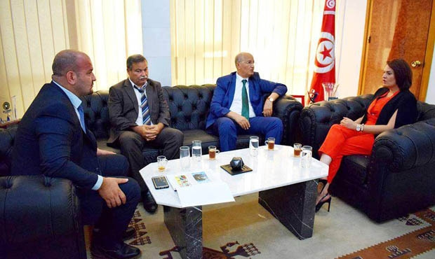SAMBO received the support of the Ministry for Youth and Sport of Tunisia