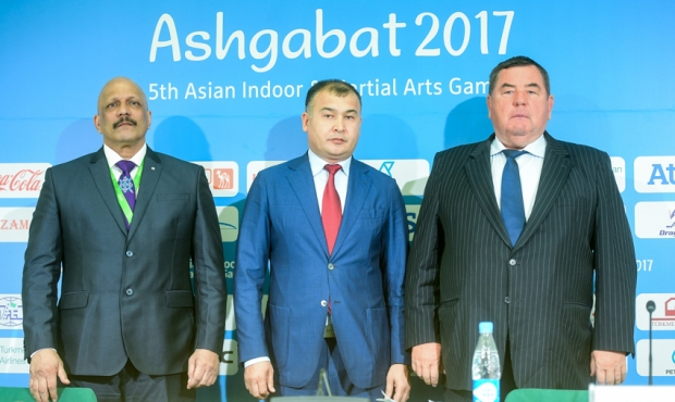 The FIAS President Vasily Shestakov: The Games in Ashgabat are held on the highest level