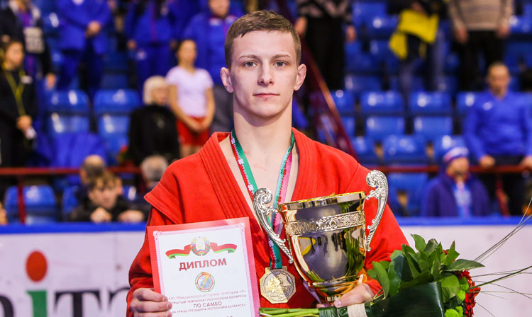 "Vladislav Burd: ""I'm Glad I Could Score My First Rating Points This Year"""