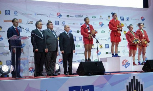 Sambo World Championship in St. Petersburg: Сooperation and Сollaboration
