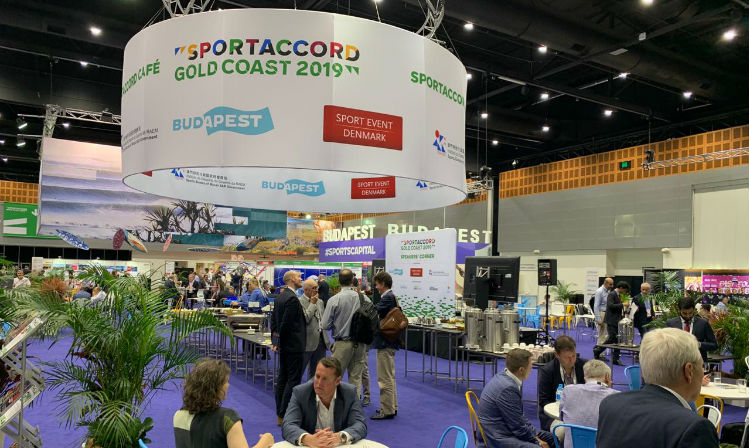 FIAS at the SportAccord Convention: Results of the Second Day