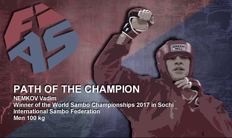 [VIDEO] Vadim Nemkov – Path of the Champion