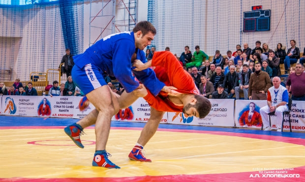 [VIDEO] SAMBO Cup of BaltIc countries