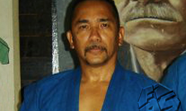 President of the Federation of Sambo of Panamerica: Cesar Chu