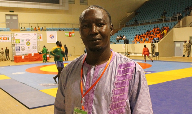 "Issoufou Hamidou Alzouma: ""I'm very happy about the praise for the African Championships"""