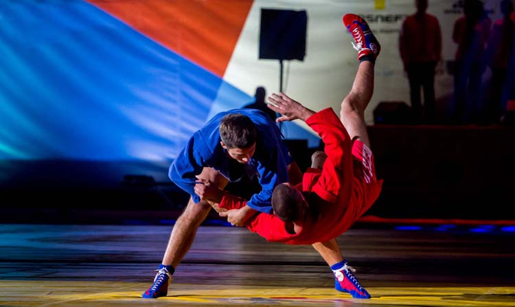 [LIVE BROADCAST] Russian Youth SAMBO Championships in Yekaterinburg