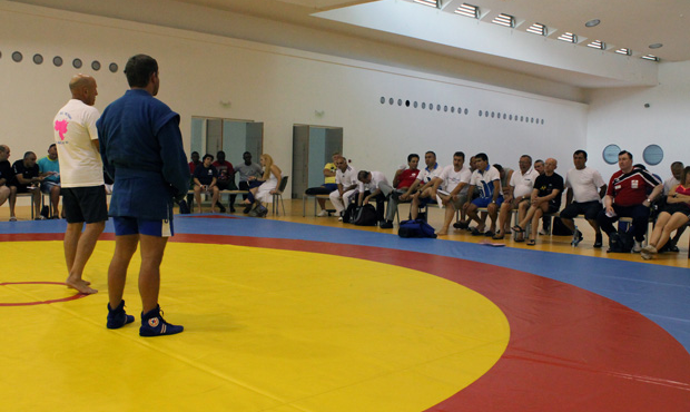 What Else Participants of International Seminar for Sambo Judges in Agros Talk About