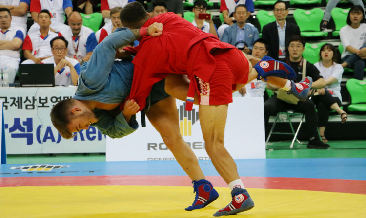 Reflections Of The Prize-Winners of the FIAS President's SAMBO Cup in Korea