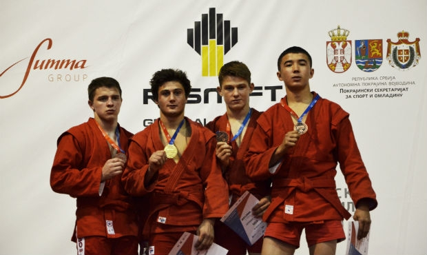 WHAT WINNERS AND MEDALLISTS OF THE SECOND DAY OF THE WORLD SAMBO CHAMPIONSHIPS AMONG YOUTH AND JUNIORS IN SERBIA WERE TALKING ABOUT