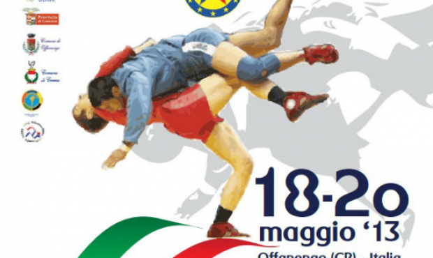 2013 European Championship in Italy