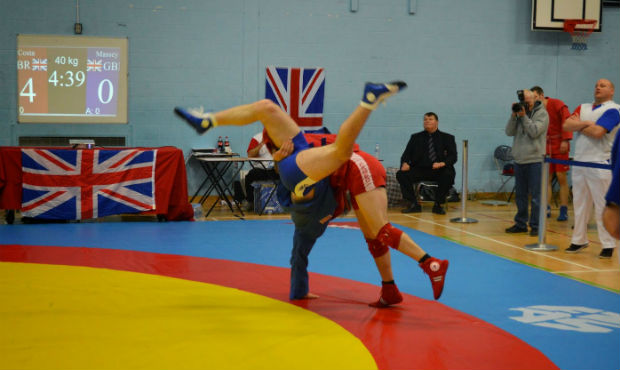 """It was Probably the Best Sambo in the History of the British Open"""