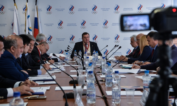 [FIAS TV] FIAS Executive Board Meeting in Moscow