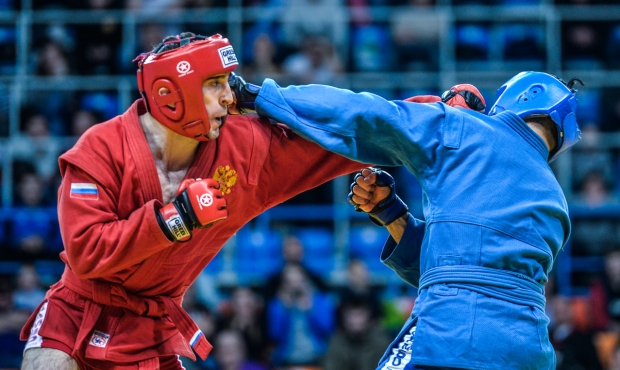 "[VIDEO] Sambo World Cup ""Kharlampiev Memorial"". How it was in 2016"