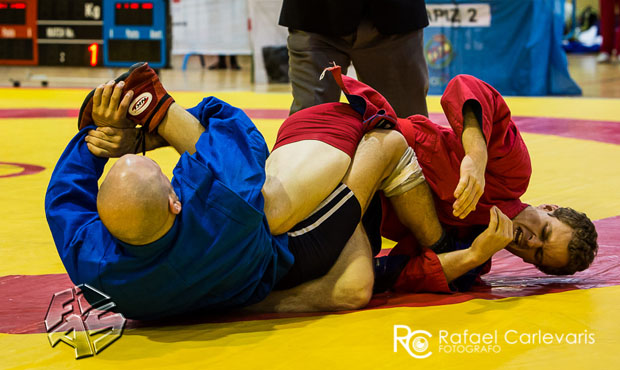 Sambo Spain: ready for the Youth Championship and its own progress